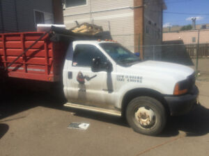 Reduced - 2000 Ford F450 DumpTruck