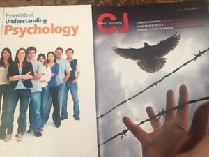 Essentials of understanding psychology & criminal justice