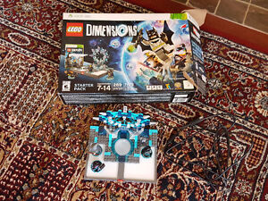 Lego dimension xbox 360 starter kit