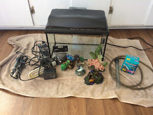 Fish tank and all the accessories!