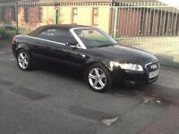 Audi A4 Cabriolet 1.8T 2007MY FINANCE AVAILABLE WITH NO DEPOSIT NEEDED