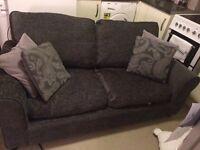 New Grey Sofa