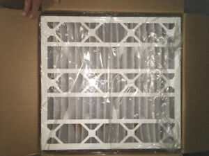 """Case/3 Replacement Media Air Cleaner Filers 20"""" x 20"""" x 5"""""""
