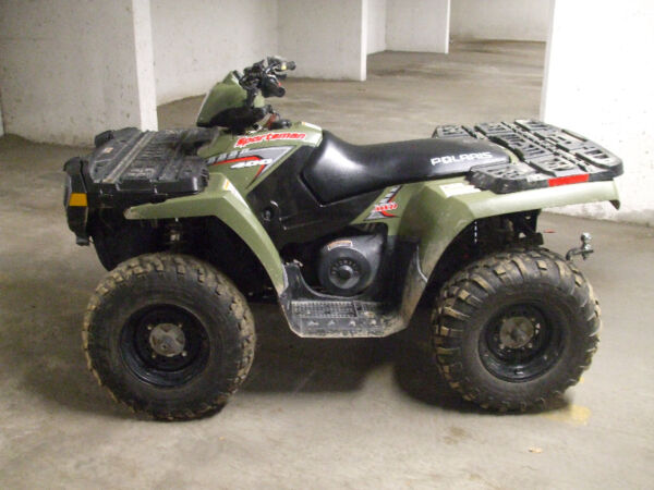 Used 2005 Polaris sportsman 400