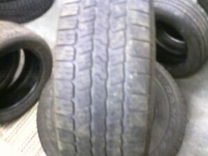 265 70 17 Goodyear 3 TIRES for sale
