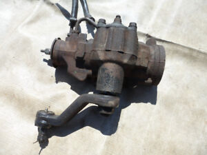 94 to 02 Dodge Diesel Steering Box with Pitman Arm
