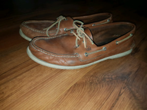 Men's Sperry boat shoes size 13