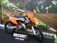 KTM SX 125 2016 Motocross Bike