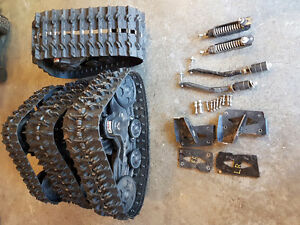 ATV TRACKS and Adapter kit