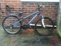 Reflex aluminium lightweight jump bike