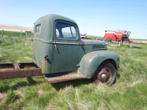 Rust free 1947 ford