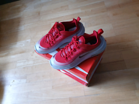 Nike Air Max Axis Red/black for sale