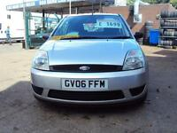 Ford Fiesta 1.4 Petrol -WITH SERVICE HISTORY & LONG MOT £1,699