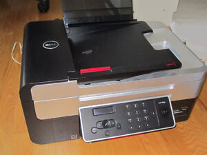 DELL all in one (printer, scanner, copier and fax)