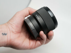 Sony E Mount 50mm F1.8 10/10 Condition