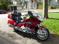 HONDA GOLDWING 92 IMPECCABLE