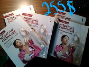 Soins infirmiers - Médecine chirurgie 255$