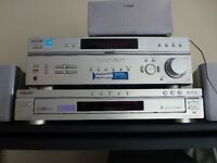 Sony System with surround sound