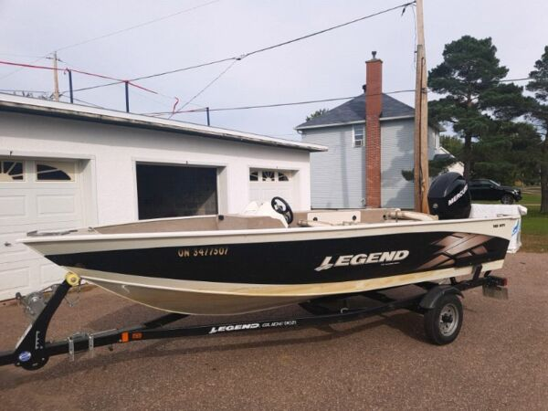 Used 2011 Legend Boats Xti 16
