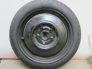 Spare tire - T115/70D14