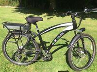Electric mountain Bike Byocycle ibex