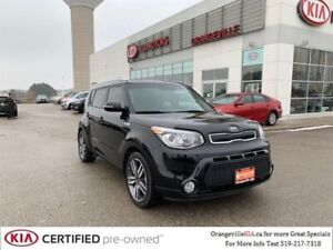 2015 Kia Soul SX Luxury NAV - 1-Owner