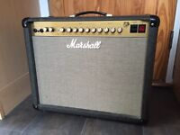 Marshall JTM60 60w ALL VALVE GUITAR COMBO AMPLIFIER