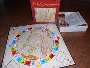 Newfoundland Trivia Box Game