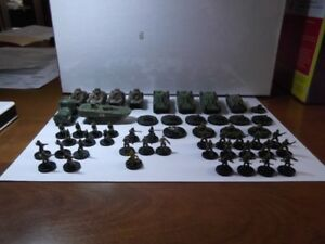 Axis and Allies Miniatures
