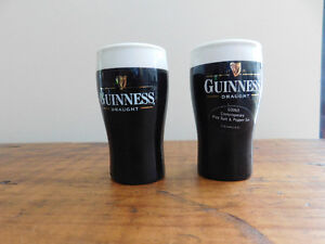Vintage Guinness Salt and Pepper Shakers Kitchener / Waterloo Kitchener Area image 1