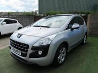 2010 Peugeot 3008 1.6 HDi FAP Sport SUV EGC 5dr