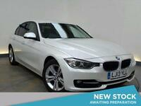 2013 BMW 3 SERIES 320d Sport 4dr