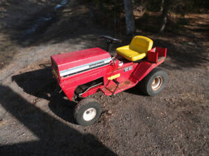 lawn tracter for parts $50 cash land mark no engine or deck