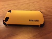 Dualtek iPhone 5/5s case new!