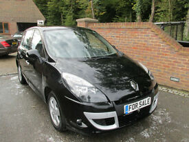 2011 (60) RENAULT SCENIC 1.5 T-TDCI DYNAMIQUE TOMTOM AUTOMATIC + JUST 33K