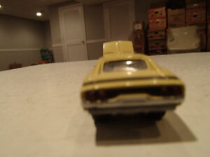 RARE Loose Light Gold 1968 '68 DODGE CHARGER R/T with Real rubbe Sarnia Sarnia Area image 4
