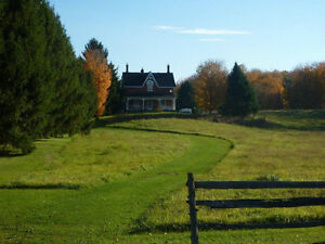 Victorian Era Farm With Large Pond Streams And Rolling Land Land For Sale Barrie Kijiji