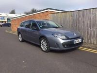 Renault Laguna 2.0 dCi GT ESTATE LHD FRENCH REG 2009
