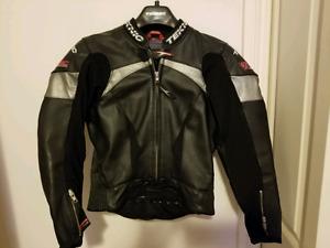 Women's Leather Race Suit