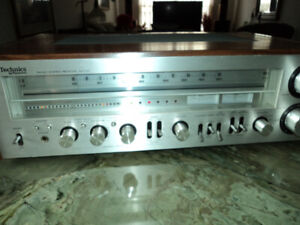 Technics SA-700 -vintage - AM/FM Stereo Receiver