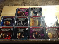 MOZART COLLECTION OF 10 CD'S