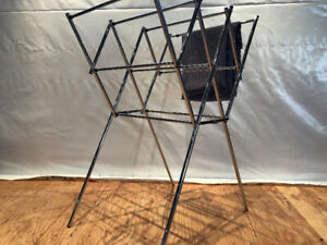 Expandable Metal Clothes Drying Rack