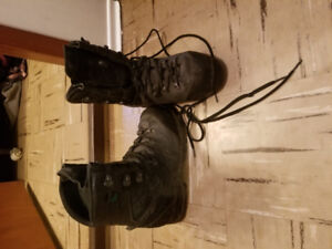 HAIX wildfire boots
