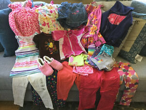 LOT:  Girls Size 4 - all in EXCELLENT CONDITION