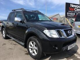 Nissan Navara 2.5dCi PICK UP MANUAL 4WD 4X4