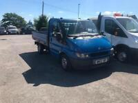2003 Ford Transit 2.0 Pick Up Diesel Manual With 12 Month MOT PX Welcome