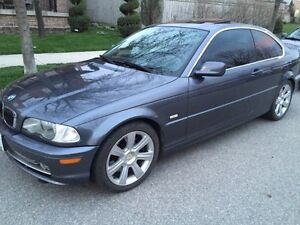 MUST SELL 2002 BMW 330CI SPORTS PACKAGE