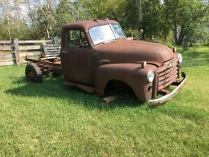Wanted to buy a 47-54 Chevy GMC truck box