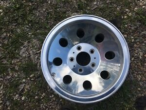 4 factory aluminum GM rims