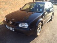 Volkswagen Golf 1.6 Petrol with MOT £850 ovno